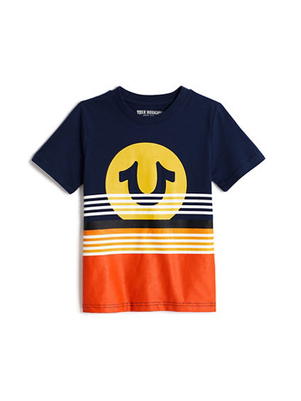 BOYS SUNSET TEE