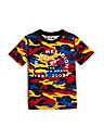 BOYS CAMO ALL OVER TEE