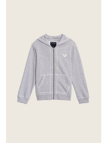 FRENCH TERRY KIDS HOODIE