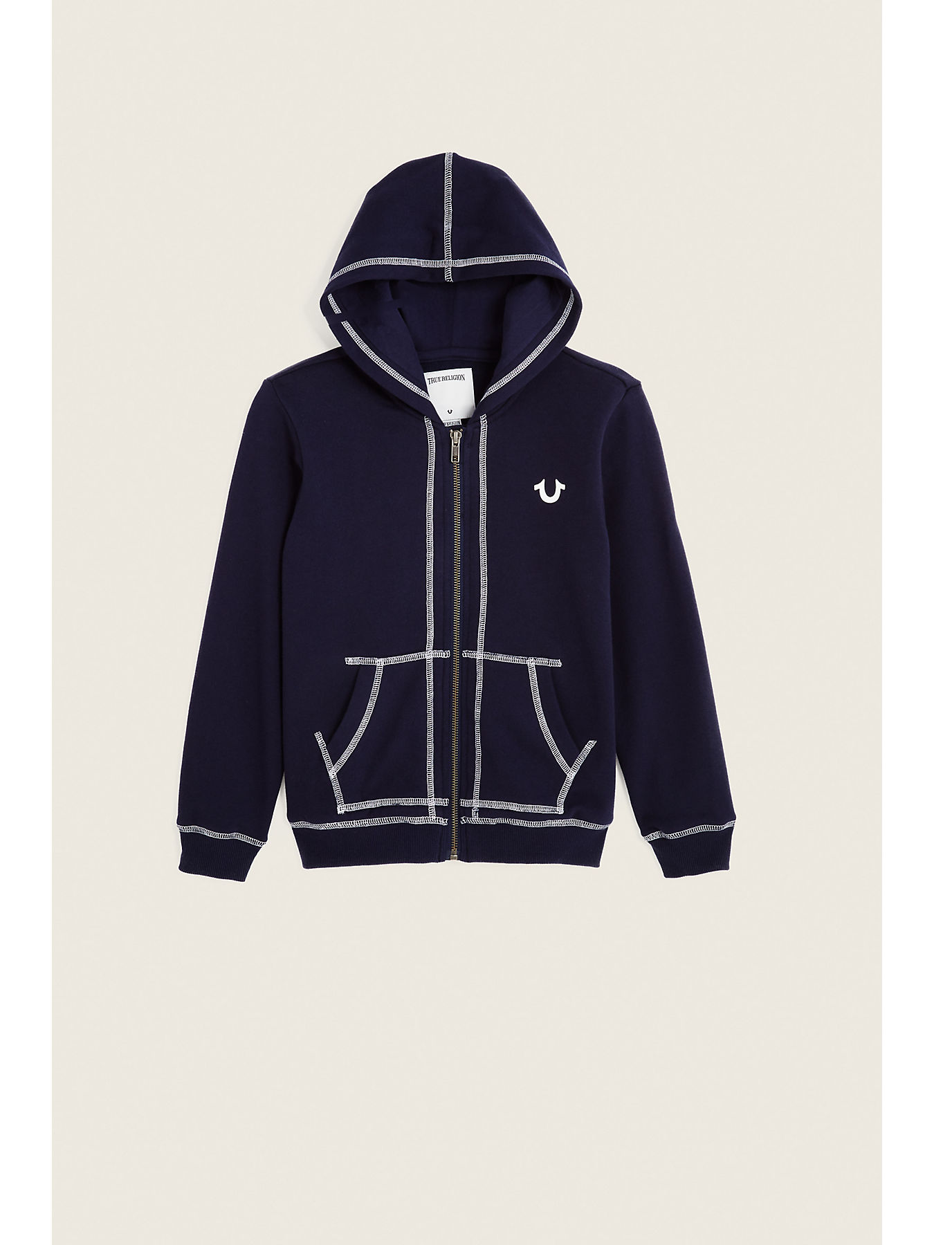 6af6fa033 FRENCH TERRY KIDS HOODIE - True Religion