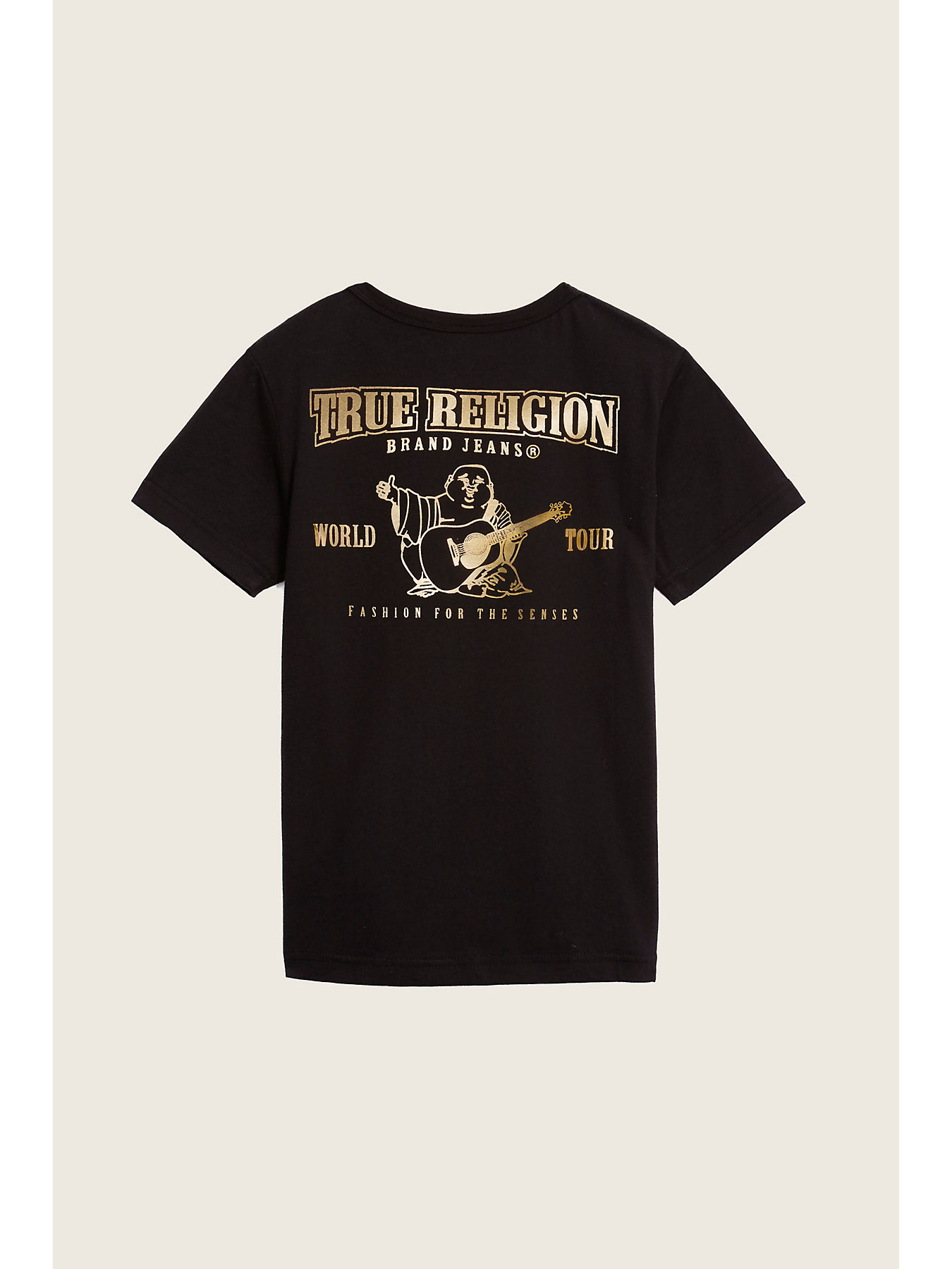 a2afbf8bf1f5 GOLD BRANDED LOGO TEE · GOLD BRANDED LOGO TEE