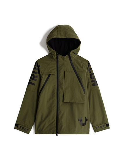 BOYS TR NYLON JACKET
