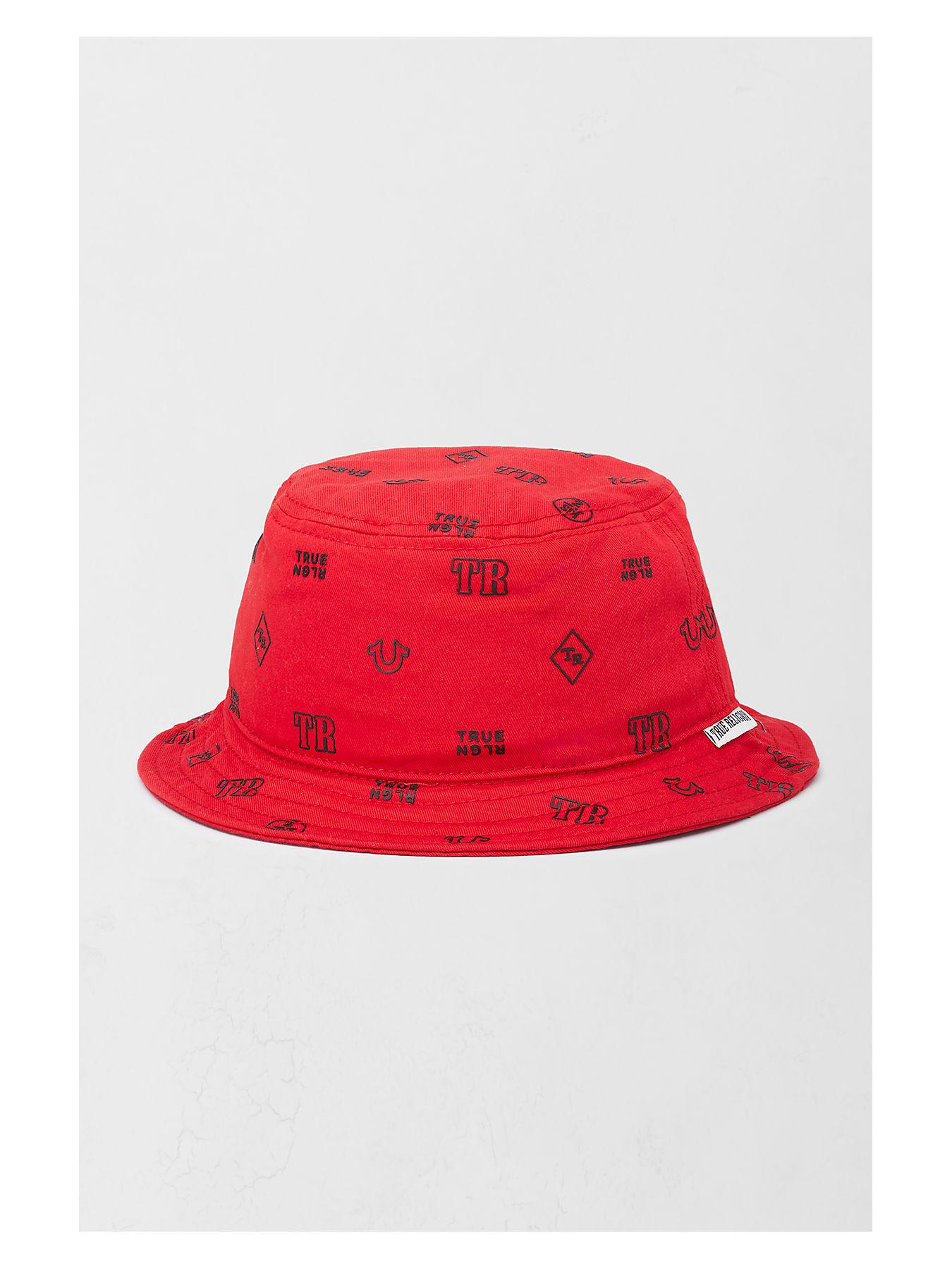 dd770770ae402 Men s Bucket Hat - True Religion