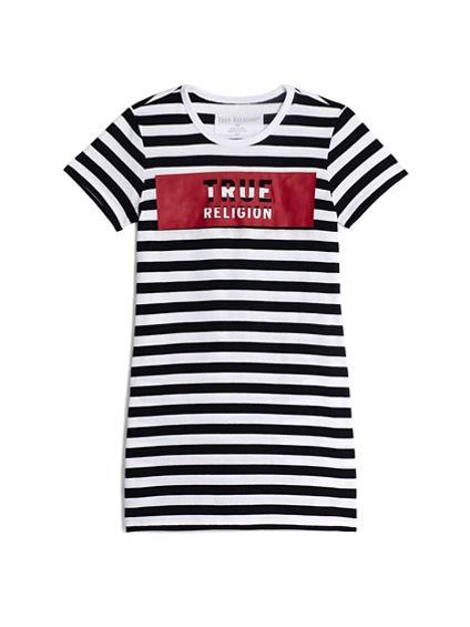 GIRLS T-SHIRT DRESS