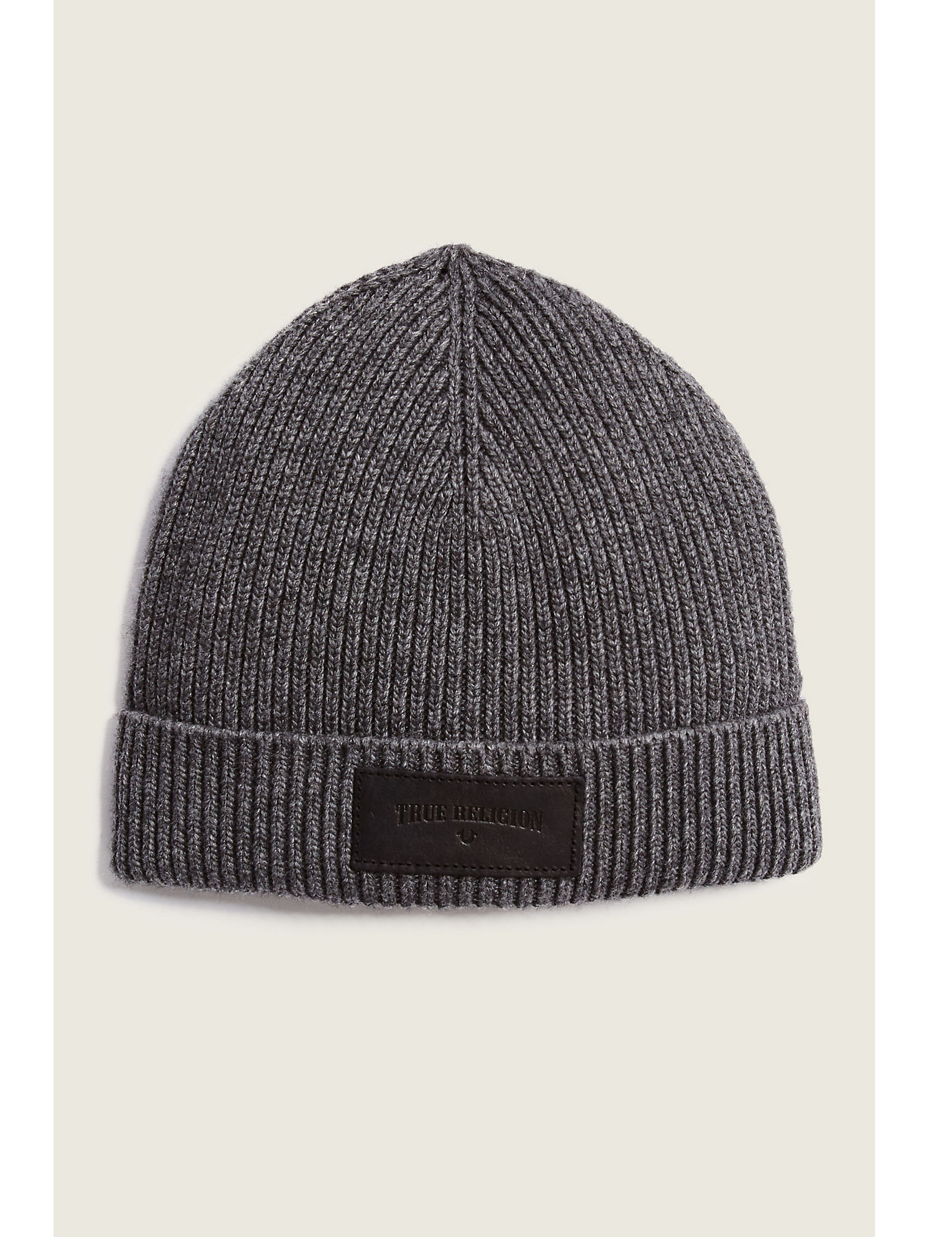 b8f2735be RIBBED KNIT WATCHCAP
