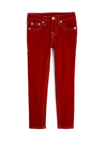 TRUE RED SKINNY KIDS JEAN