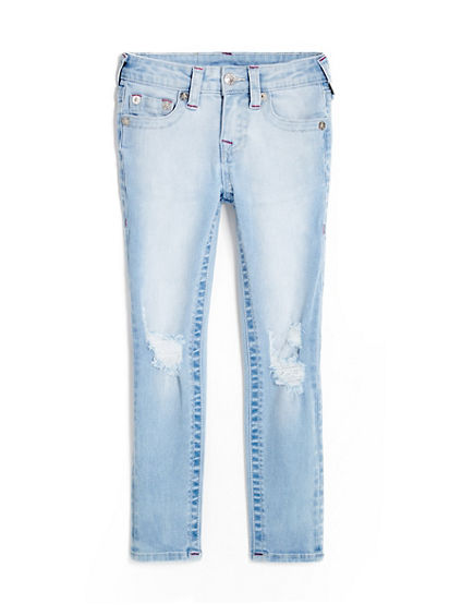 DISTRESSED KIDS JEAN