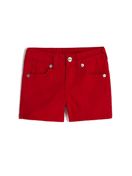GIRLS OVERDYE SHORT