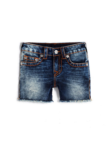 GIRLS BIG T JEAN SHORT
