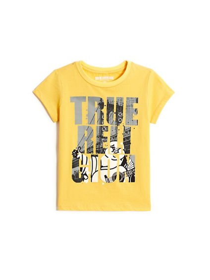 GIRLS CITY BUDDHA TEE