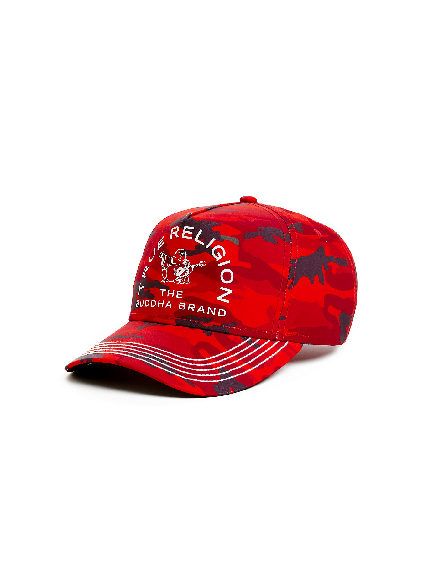 1b831c20a MENS RED CAMO HAT