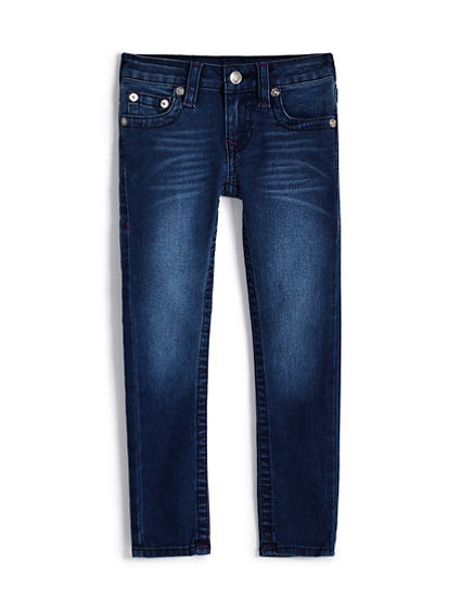 SINGLE END DENIM