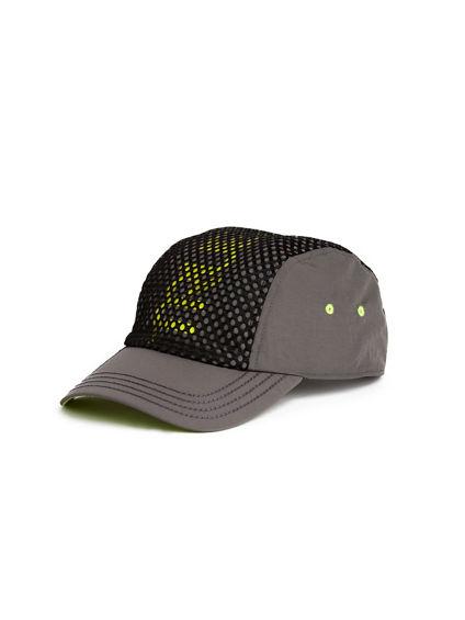 PANELED CAMPER CAP