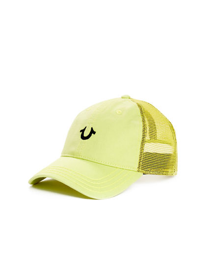 BASIC TRUEY TRUCKER HAT