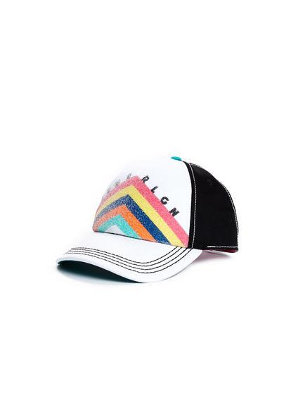 YOUTH RAINBOW CAVIAR CAP