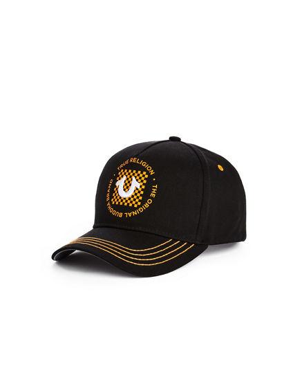 MENS CHECKER HAT