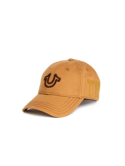 MENS 3D EMBROIDERED HORSESHOE HAT