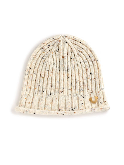 COLOR FRECKLED BEANIE