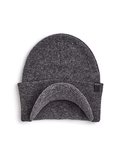 MENS KNIT RADAR CAP