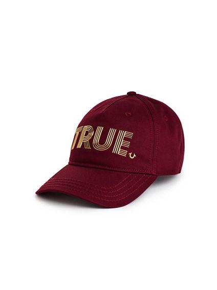 TRUE BASEBALL CAP