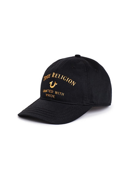 MENS METAL CRAFTED BASEBALL CAP