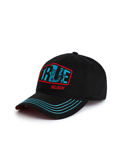 TRUE PATCH BASEBALL CAP