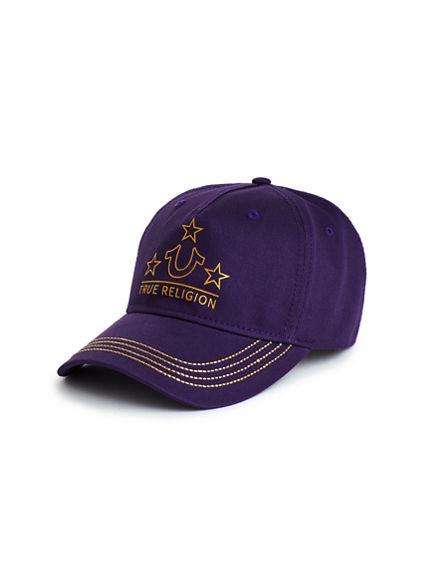 STAR LOGO BASEBALL CAP