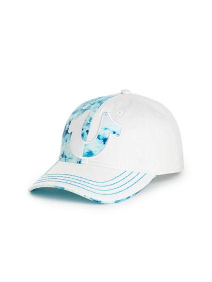 SPLIT U TIE DYE CAP