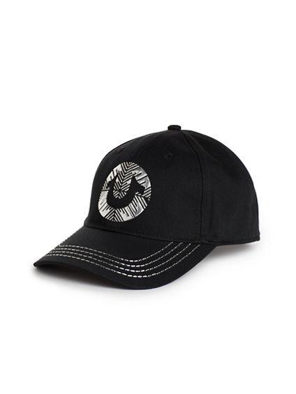 METALLIC MAZE CAP