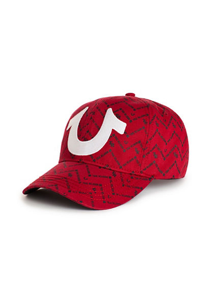 CHEVRON HORSESHOE CAP