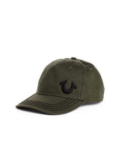 3D EMBROID HORSESHOE CAP