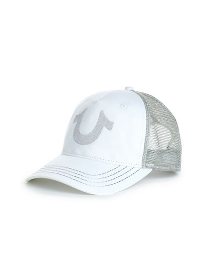 REFLECT TRUCKER HAT