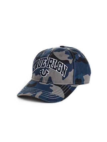 CAMO VARSITY CAP