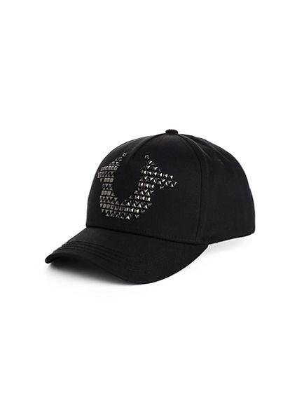 STUDDED HAT