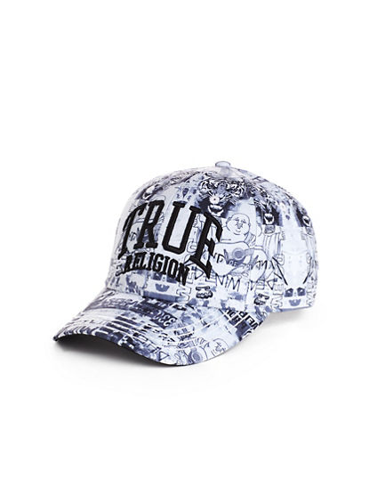 TRUE GRAFFITI HAT