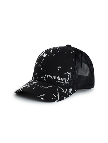 FOIL PRINT HAT
