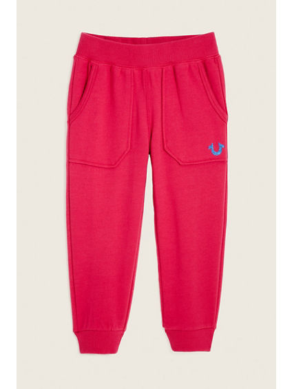 TODDLER/LITTLE KIDS BRANDED SWEATPANT