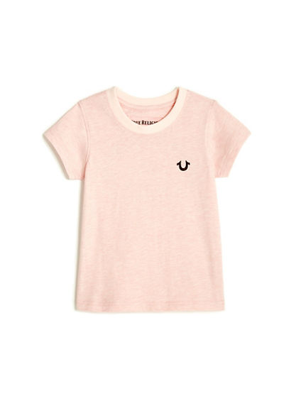 CRAFTED TODDLER/LITTLE KIDS TEE
