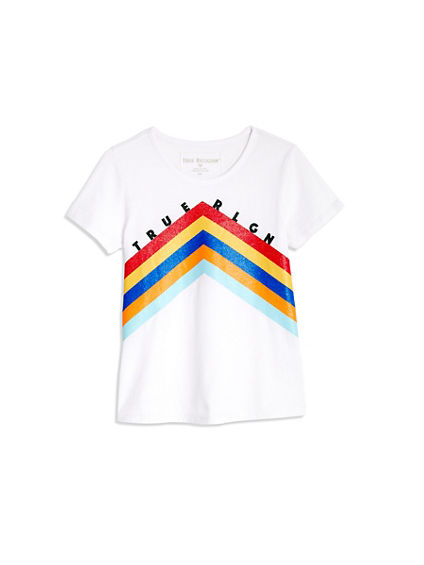 UP AND ARROW TODDLER/LITTLE KIDS TEE