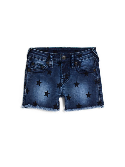 TODDLER/LITTLE KIDS BOBBY STAR SHORT