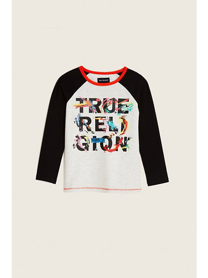 PAINTED TODDLER/LITTLE KIDS SHIRT
