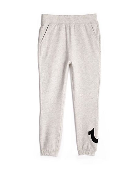 TODDLER/BIG KIDS GIRLS CLASSIC TERRY SWEATPANT