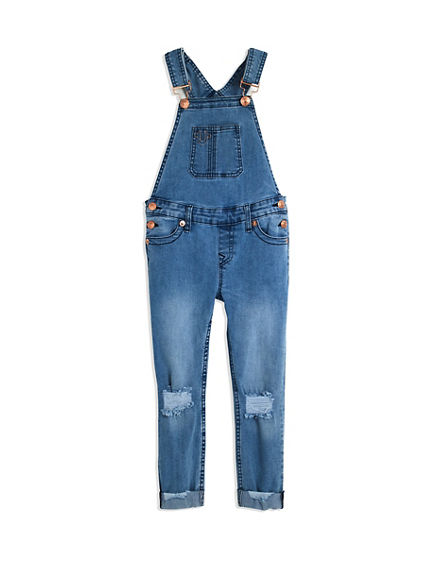 TODDLER/BIG KIDS OVERALLS
