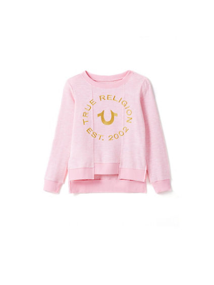 02 TR TODDLER/LITTLE KIDS SWEATSHIRT