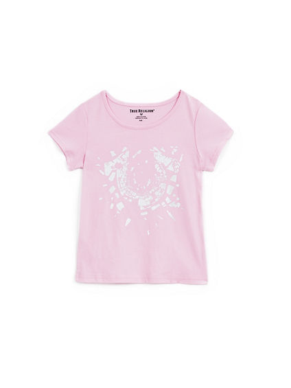 SHATTERED LOGO TODDLER/LITTLE KIDS TEE