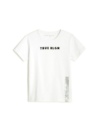 TODDLER/LITTLE KIDS FOIL GRAPHIC TEE