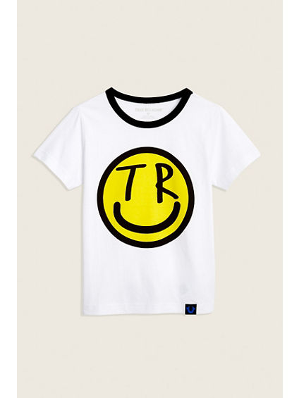 HAPPY TODDLER/LITTLE KIDS TEE