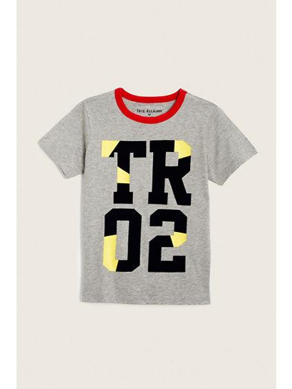 TR 02 TODDLER/LITTLE KIDS TEE