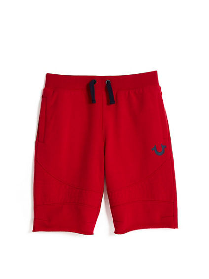 TODDLER/LITTLE KIDS SWEATSHORT