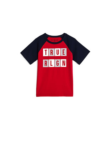 TODDLER/LITTLE KIDS RAGLAN